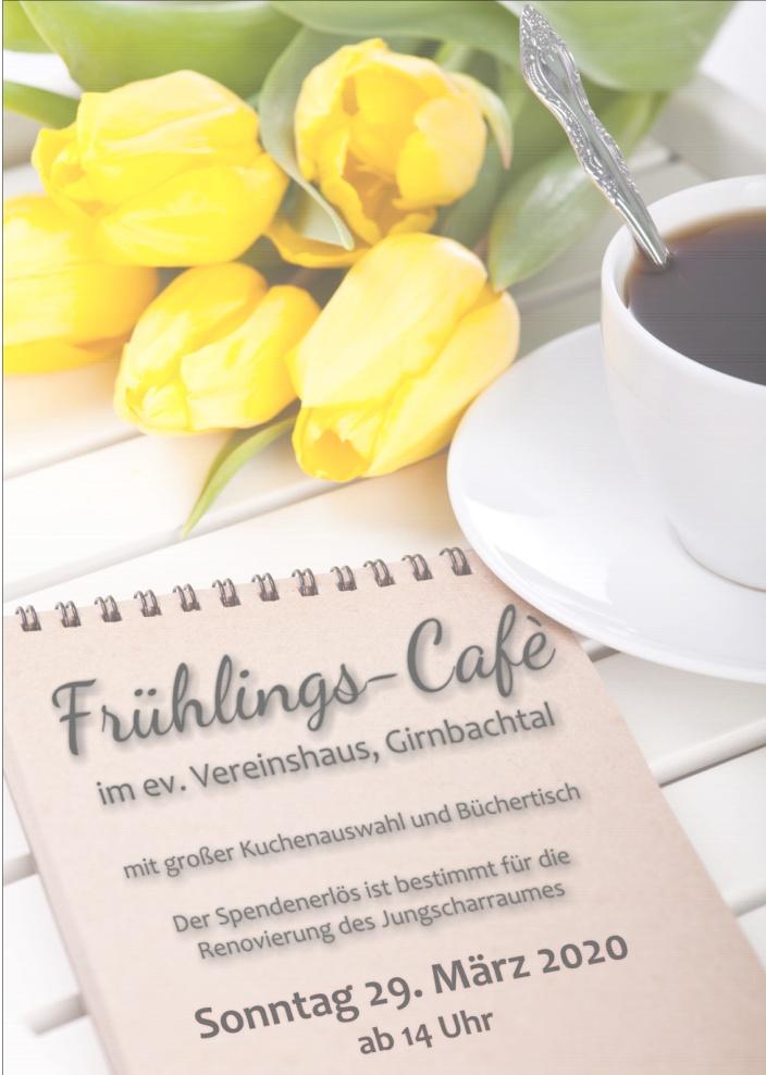 Si - Frühlingskaffee @ Ev. Vereinshaus